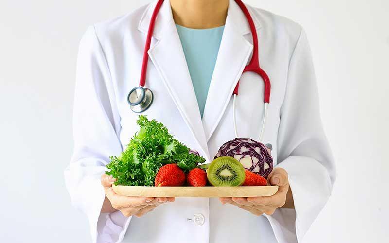 Médecin nutritionniste