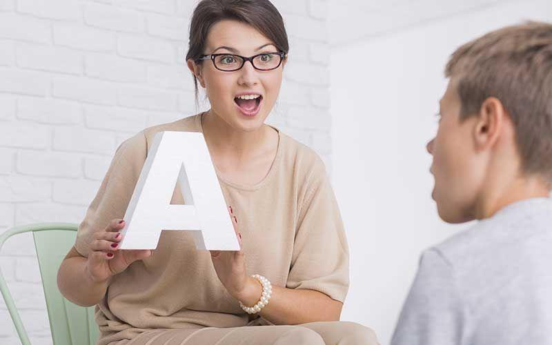 Consultation chez un orthophoniste