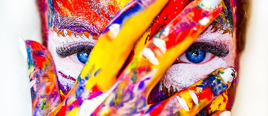 couleurs - le langage des couleurs - bien-etre et couleurs - mieux vivre grace aux couleurs - les couleurs apaisantes - les couleurs énergisantes - les couleurs et les relations sociales - les couleurs chez soi