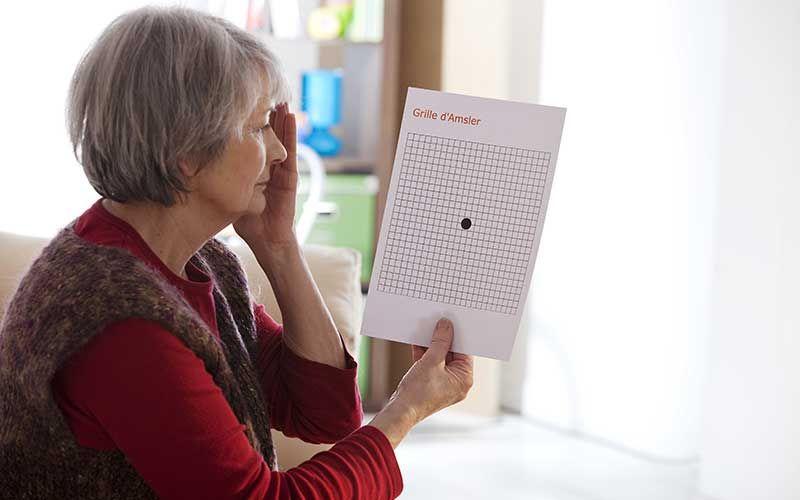 DMLA : comprendre la dégénérescence maculaire liée à l'âge