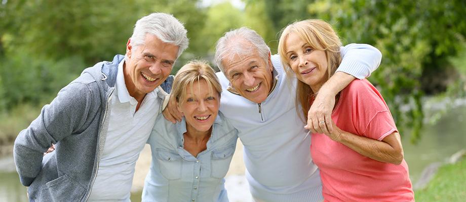 etre senior - senior actif - seniors et santé