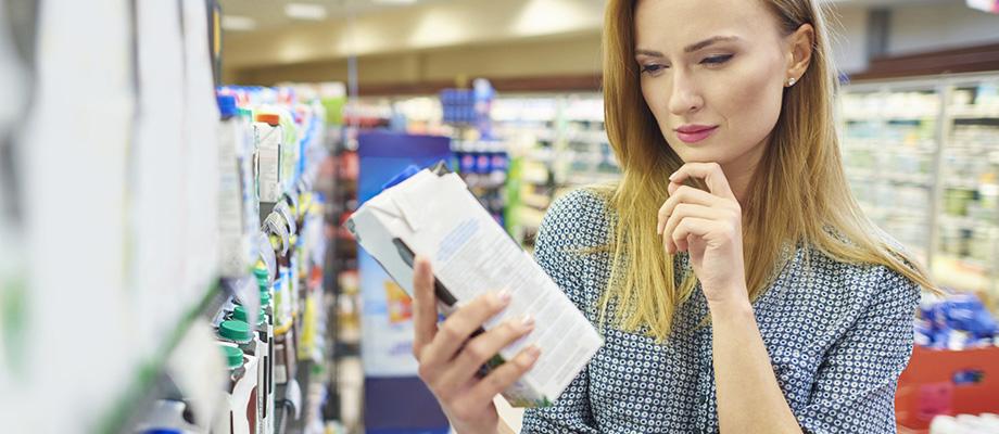 decryptage alimentaire - lire une étiquette alimentaire - comprendre les étiquettes alimentaires - étiquetage aliments