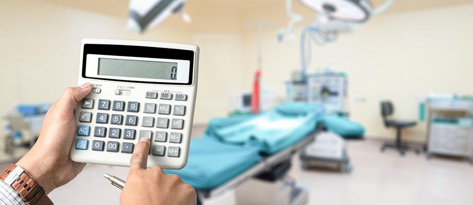 coût d'une opération - prix d'une opération - tarif hospitalisation - prix opération de la cataracte - tarif chirurgie du ligament croisé du genou - cout d'un accouchement - accoucher combien ça coûte - prix opération canal carpien